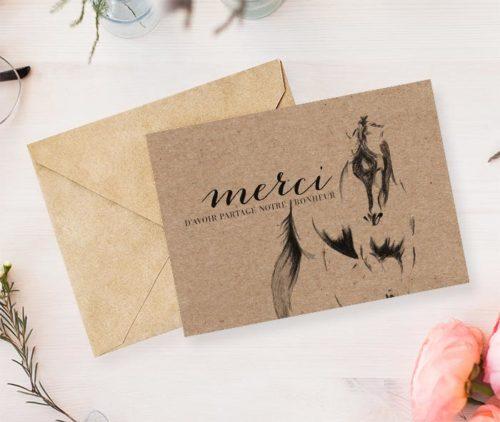 carte-remerciements-horses