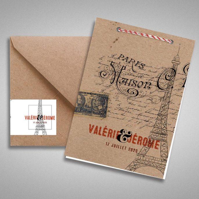 faire-part-mariage-ecoresponsable-en-papier-recyclé-theme-paris-2
