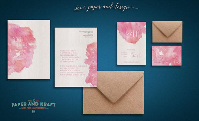 faire-part-mariage-en-papier-recyclé-watercolor