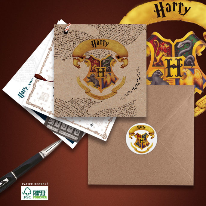 faire-part-naissance-en-papier-kraft-theme-harry-potter-1