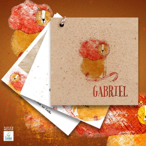 faire-part-naissance-kraft-en-papier-recyclé-theme-roi-lion-1