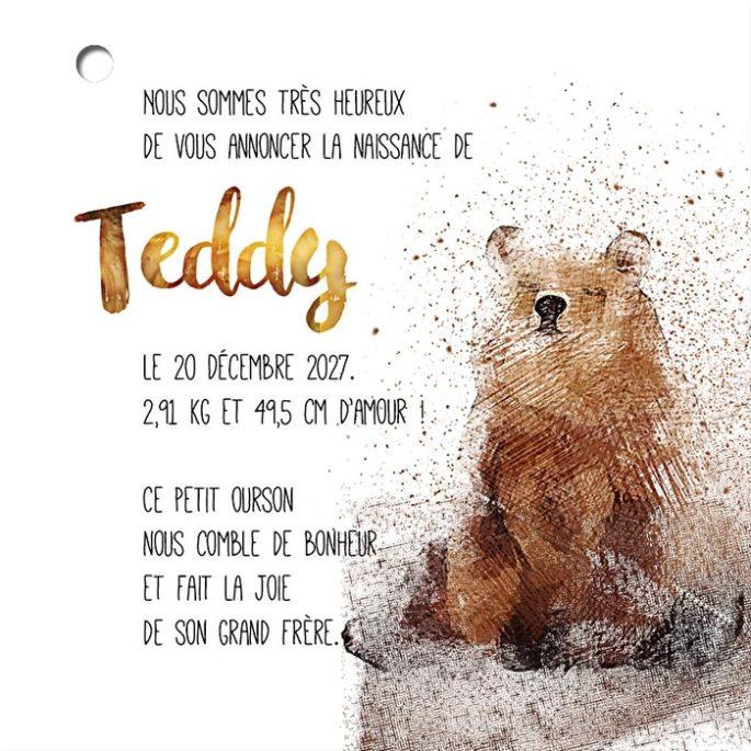 feuillet-texte-faire-part-naissance-ecologique-teddy-ourson