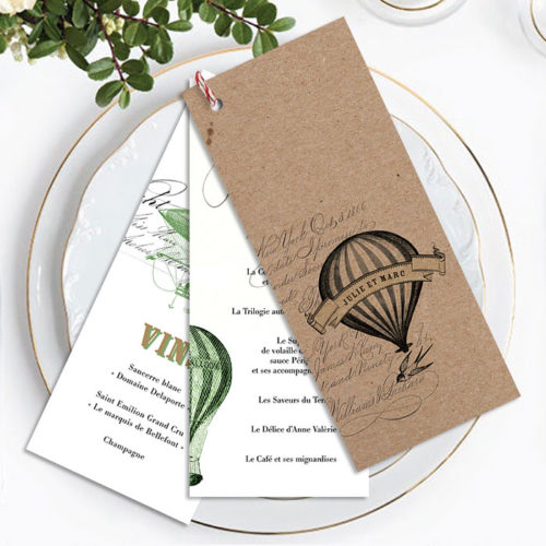 menu-mariage-theme-vintage